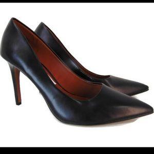 Christian Siriano Black Pumps Classic Stiletto